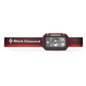 Black Diamond Storm 375 - Lampe frontale - rouge/noir